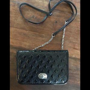 Brighton Black Diamond Handbag New